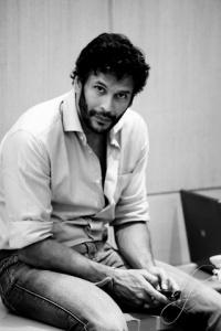 Milind Soman at lakme fashion week 2010